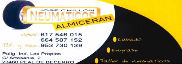 NEUMATICOS-ALMICERAN