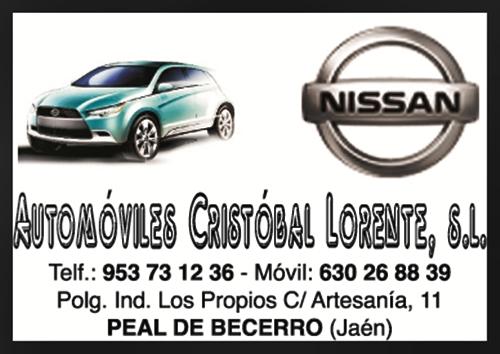 cristobal lorente - nissan