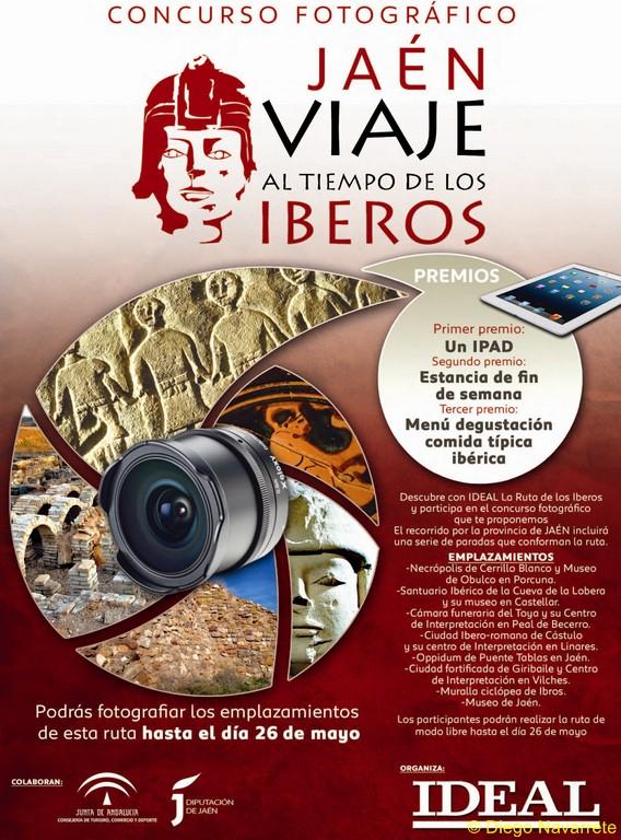Agenda cultural concurso fotogr fico ja n viaje al tiempo - Tiempo los villares jaen ...