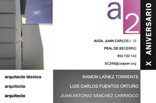 estudio arquitectura a2