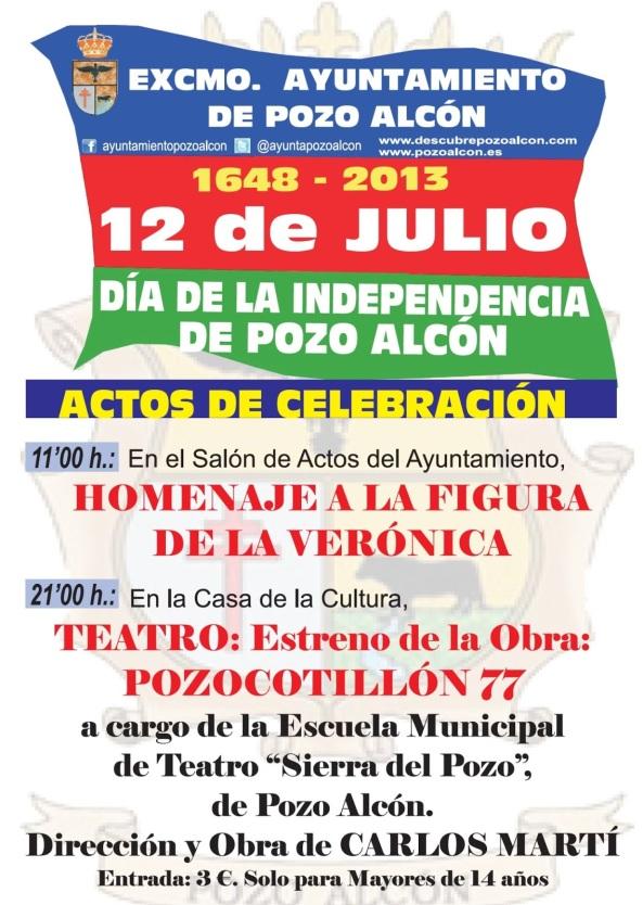cartel dia independencia