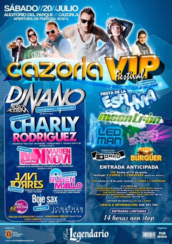 Cazorla VIP Festival (1)