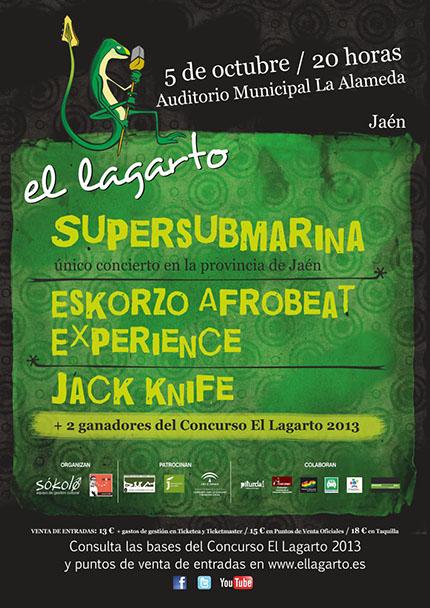 Festival El Lagarto 2013